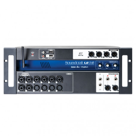 Mesa de Som Soundcraft Digital UI-16 USB - 16 Canais - 1