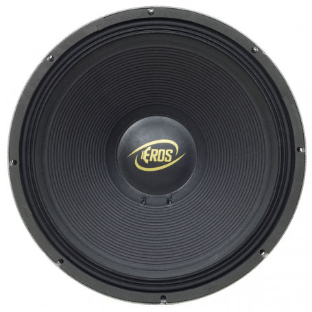 "Subwoofer 18"" Eros E-818 SDS - 800 Watts RMS - 8 Ohms"