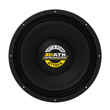 "Woofer 12"" ATK Speakers WF300-4600B-2 Competition - 1300 Watts RMS - 4 Ohms"