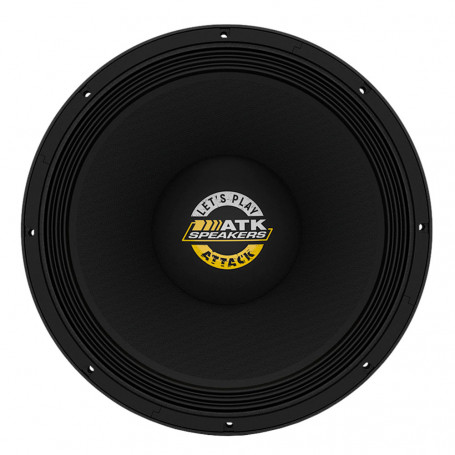 "Woofer 15"" ATK Speakers WF380-4600B-2 Competition - 1300 Watts RMS - 2 Ohms"