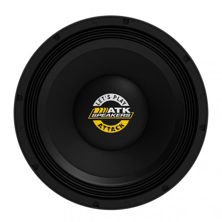"Woofer 12"" ATK Speakers WF300-2000B-4 Competition - 1000 Watts RMS - 4 Ohms"