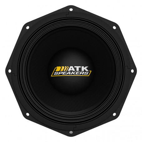 "Woofer 8"" ATK Speakers WF200-800B-8 Aluminum - 400 Watts RMS - 8 Ohms"