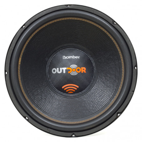 "Subwoofer 15"" Bomber Outdoor - 800 Watts RMS - 4 Ohms"