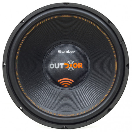 "Subwoofer 15"" Bomber Outdoor - 500 Watts RMS - 4 Ohms"