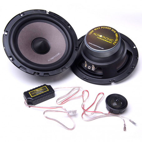 "Kit 2 Vias 6"" Audiophonic Sensation KS 6.2 - 130 Watts RMS"