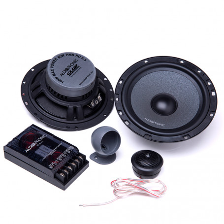 "Kit 2 Vias 6"" Audiophonic Club KC 6.3 - 160 Watts RMS"