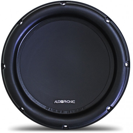 "Subwoofer 10"" Audiophonic Club C1-10 D2 - 300 Watts RMS - 2+2 Ohms"