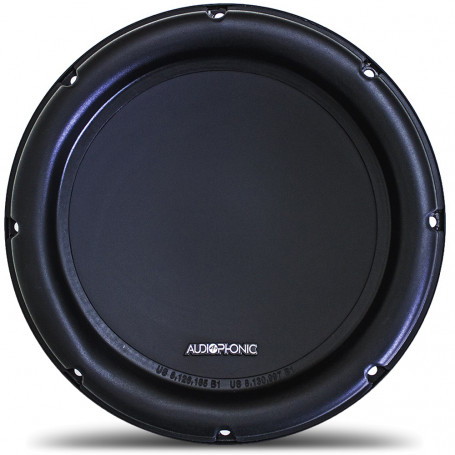 "Subwoofer 10"" Audiophonic Club C1-10 D4 - 300 Watts RMS - 4+4 Ohms"