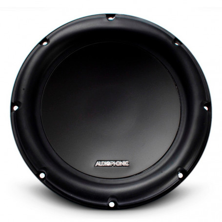 "Subwoofer 12"" Audiophonic Club C1-12 D2 - 400 Watts RMS - 2+2 Ohms"
