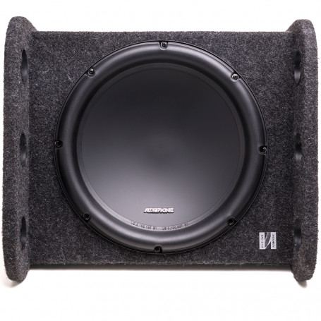 "Caixa Ativa Amplificada Audiophonic 12"" Club Bass 4.0 - 400 Watts RMS"