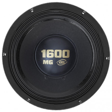 "Woofer 12"" Eros 1600MG - 800 Watts RMS - 4 Ohms"