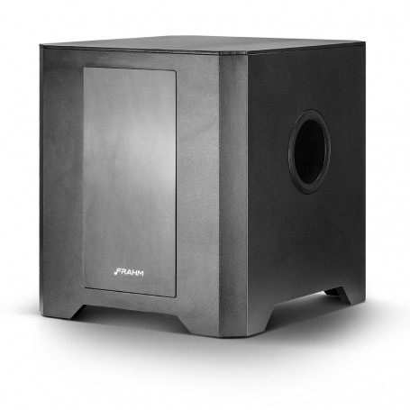 Subwoofer Ativo Frahm RD SW 12 - 300 Watts RMS - Preto