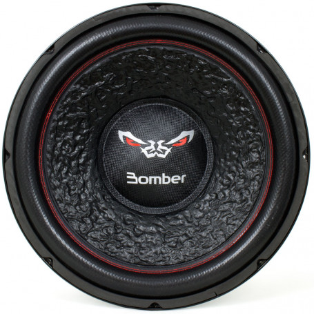 "Subwoofer 15"" Bomber Bicho Papão - 1200 Watts RMS - 4+4 Ohms"