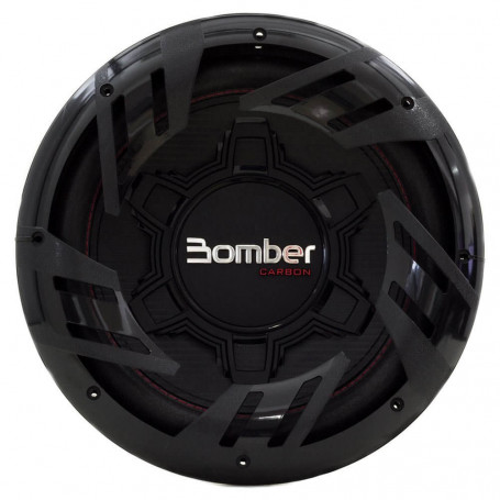 "Subwoofer 12"" Bomber Carbon - 500 Watts RMS - 4+4 Ohms"