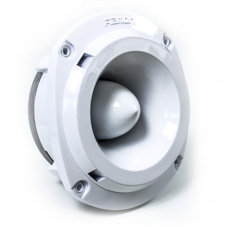 Super Tweeter Fiamon TF 500  Branco com Guarnição Branca - 120 Watts RMS
