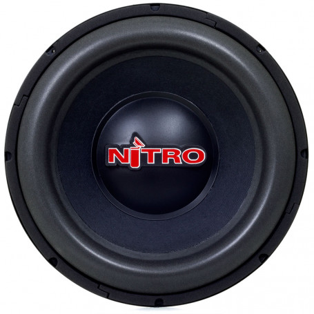 "Subwoofer 12"" Spyder Nitro 350 Watts RMS - 4 Ohms"