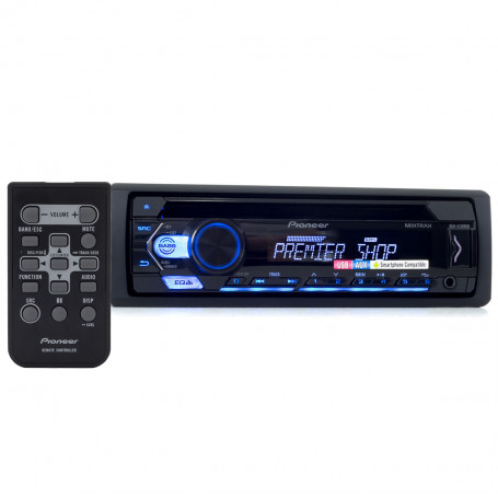 CD Player Automotivo Pioneer DEH-S1280UB Mixtrax - USB e Aux