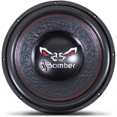 "Subwoofer 12"" Bomber Bicho Papão - 600 Watts RMS - 4 Ohms"