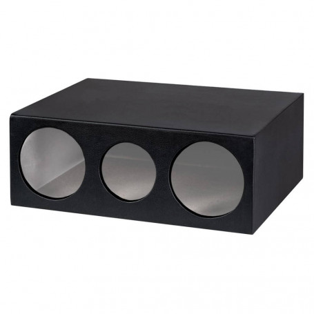 Caixa Premier Audio para 2 Cornetas e 1 Super Tweeter