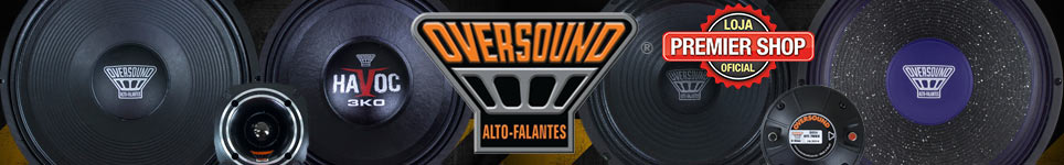 Oversound: Woofers e Reparos para Drivers