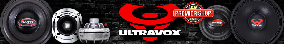 Ultravox: Subwoofers, Woofers, Tweeters e Drivers