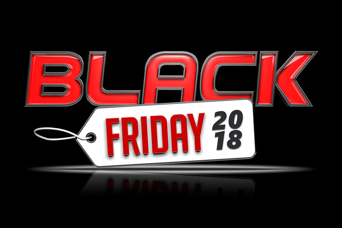 Black Friday 2018 Premier Shop