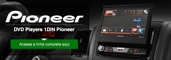 DVD Players 1DIN Pioneer