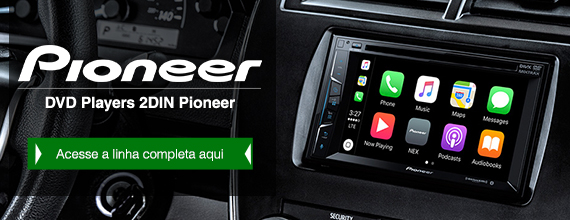 DVD Players 2DIN Pioneer