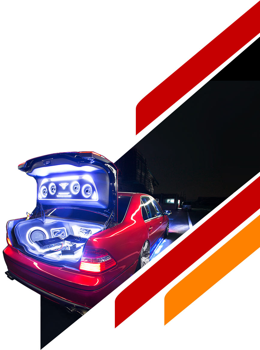 Som Automotivo Premier Shop